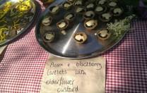Jun 2014: Floral Tea Party in Ravenscourt Park W6