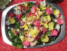Jun N8 Flower salad