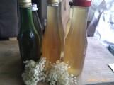 Jul 2012: Elderflower cordial